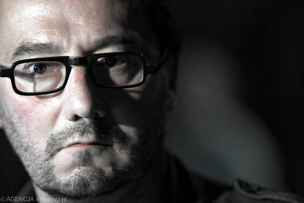 Rodrigo Garcia, zdjęcie zrobione 26 czerwca w Warszawie