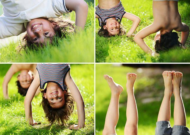 Czy kiedyś dzieci były szczęśliwsze?