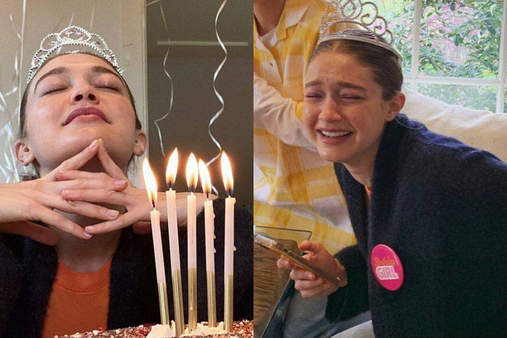 Gigi Hadid urodziny