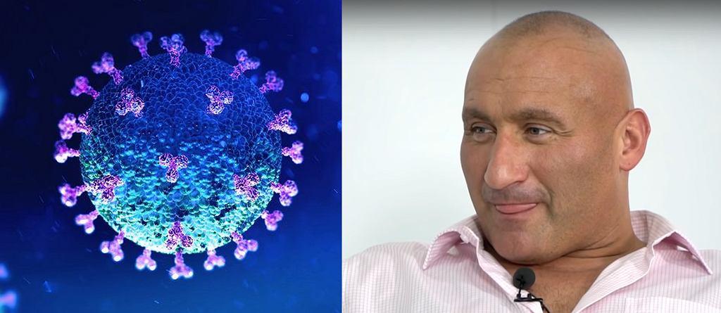 Marcin Najman wypowiedział się na temat koronawirusa