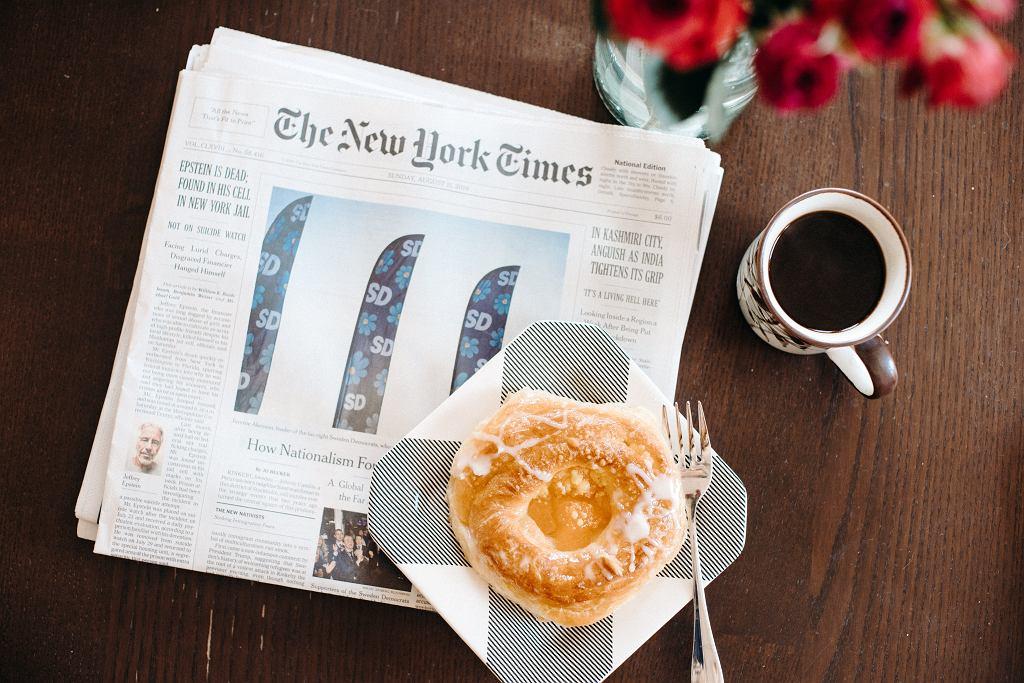 Rozdano nagrody Pulitzera. Trzy medale dla dziennikarzy 'The New York Times' (zdjęcie ilustracyjne)