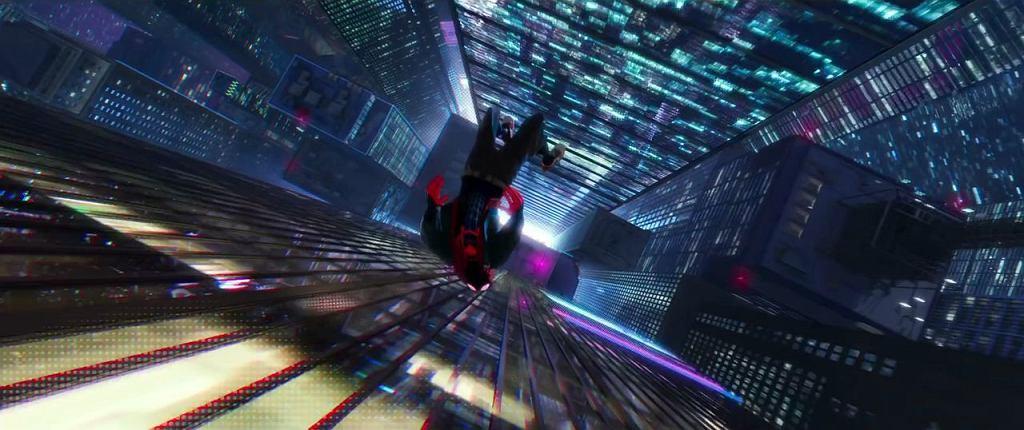 'Spider-Man Uniwersum' / zwiastun / kadry