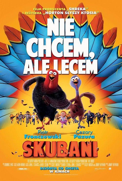 Skubani (Free Birds)