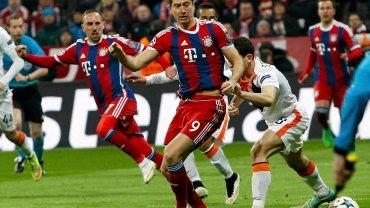 Bayern - Szachtar 7:0