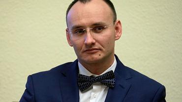 Rzecznik Praw Dziecka Mikołaj Pawlak. Warszawa, 21 listopada 2018