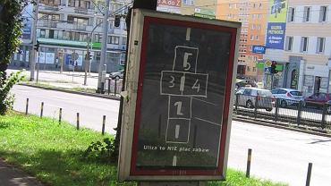 Takie treści plakaty pojawiły się ostatnio w Gdańsku