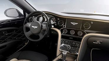 Bentley Mulsanne Sinjari Edition
