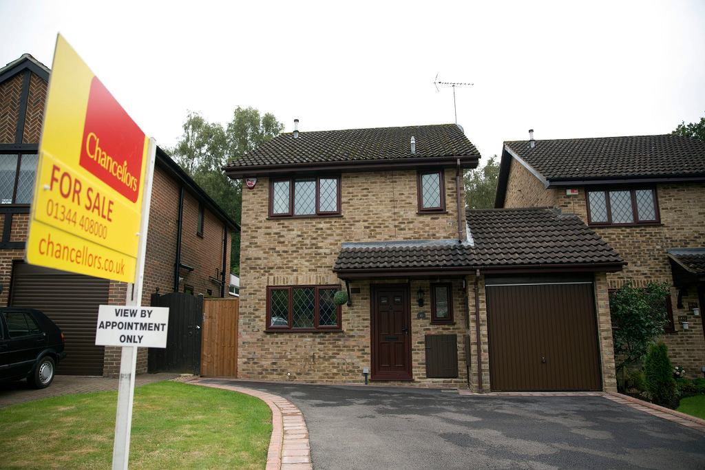 Britain Harry Potter House