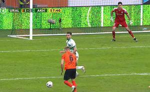 Debiutant z kadry Sousy popisał się ładnym golem w lidze rosyjskiej! Co za strzał [WIDEO]