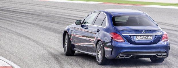 Mercedes-AMG C 63 S | Pierwsza jazda | Godny następca