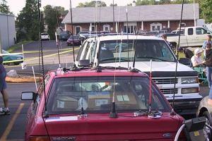 Uwaga, łapiduchy na dyskotece, czyli slang kierowców zawodowych. Co można usłyszeć na CB radiu?