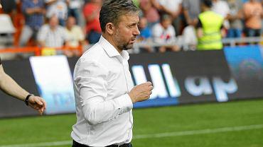 Jerzy Brzęczek, trener GieKSy
