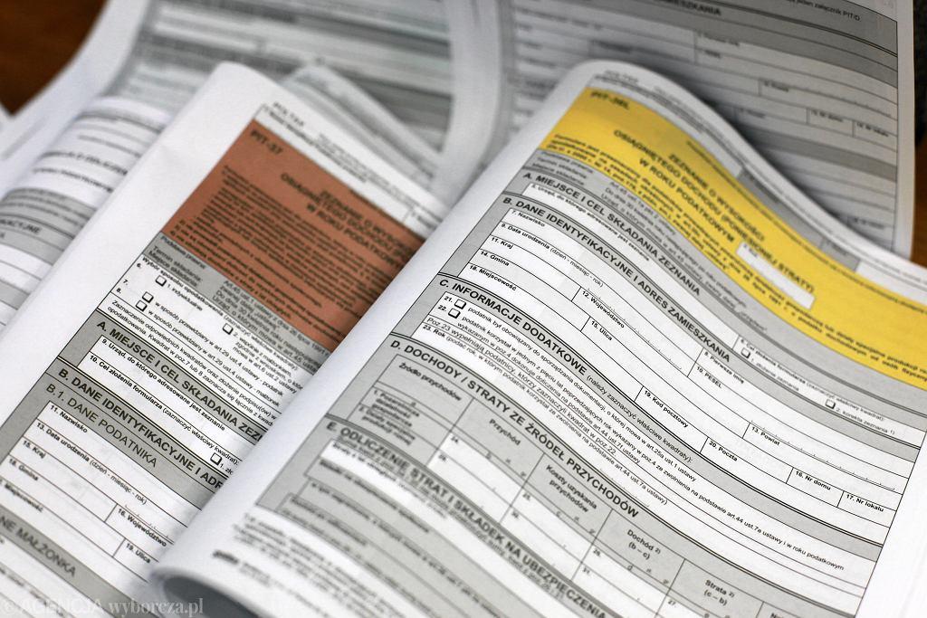 Przedsiębiorcy muszą złożyć zeznanie podatkowe do 1 czerwca