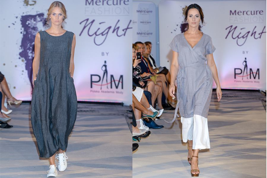 Bialcon - pokaz podczas Mercure Fashion Night