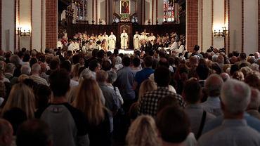 Msza w archikatedrze św. Jana Chrzciciela