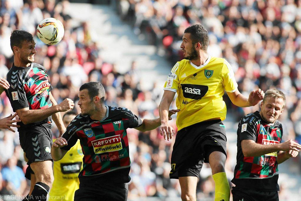 GKS Tychy - GKS Katowice 1:0