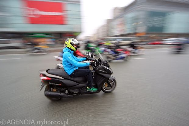 Rozpoczyna się sezon motocyklowy z nowymi przepisami.