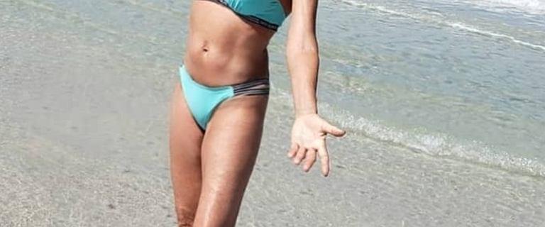 72-letnia gwiazda pokazała się w bikini.