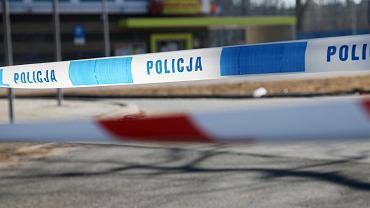 Taśma policyjna (zdjęcie ilustracyjne)
