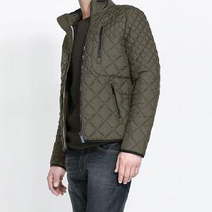 Kurtka z kolekcji Zara. cena: 299 zł