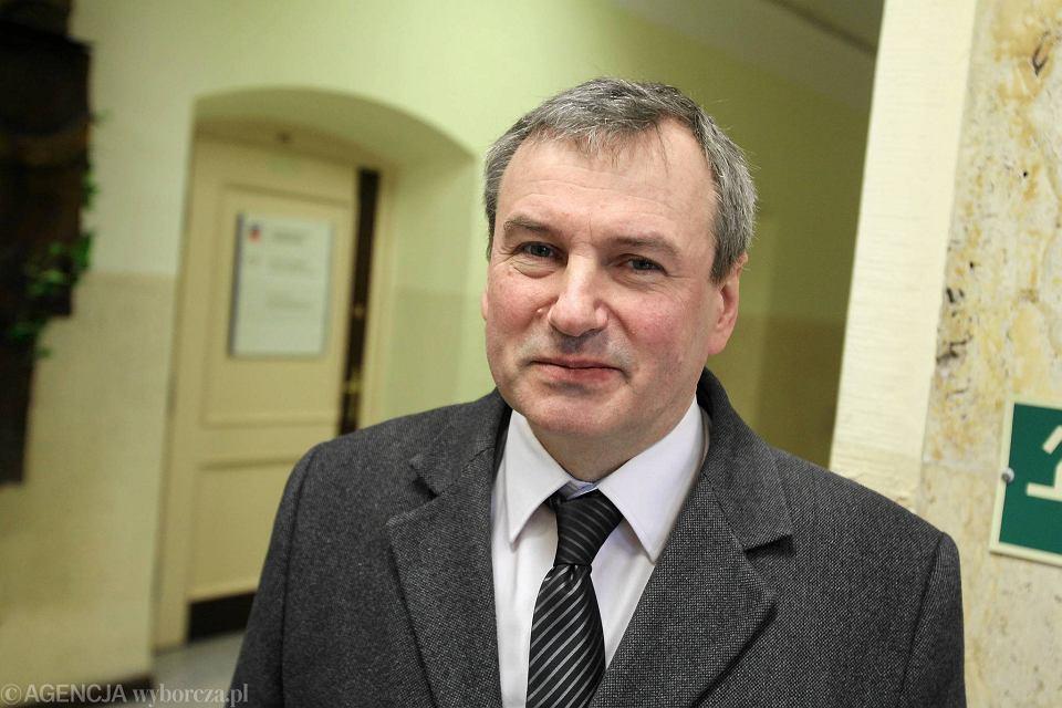 Tomasz Szybowski był w Nowoczesnej teraz działa w Teraz!