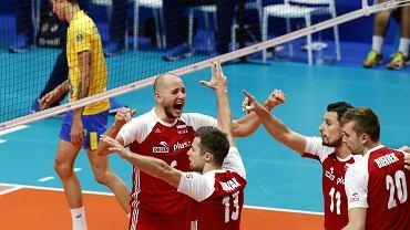 30.09.2018, Turyn, finał mistrzostw świata Polska-Brazylia.