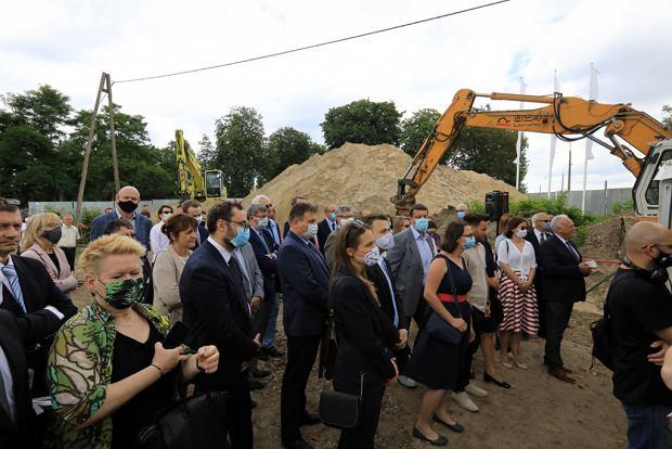 Zdjęcie numer 34 w galerii - Kamień węgielny pod Centrum Medycyny Weterynaryjnej UMK za 60 mln zł [GALERIA]