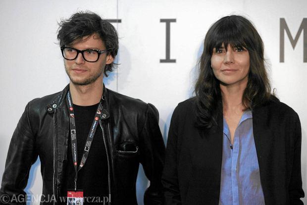 Mateusz Kościukiewicz i Małgorzata Szumowska, reż. filmu