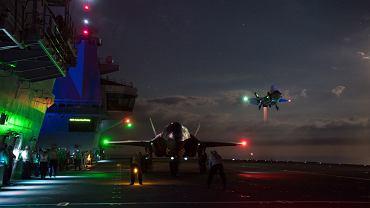 F-35B na HMS Queen Elizabeth