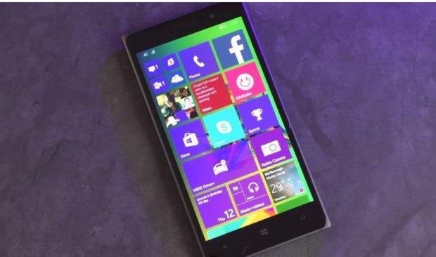 Windows 10 na smartfonie