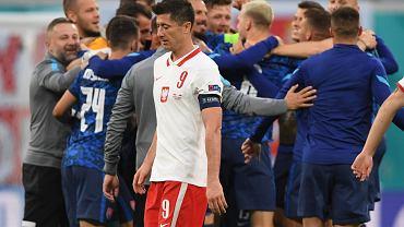 Robert Lewandowski komentuje mecz Polska - Słowacja