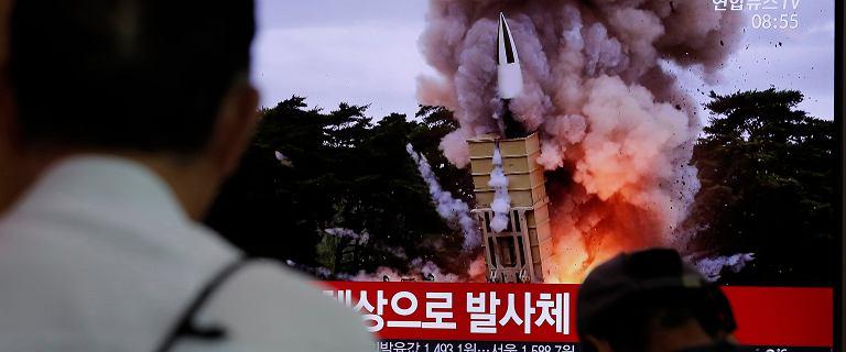 Korea Płn. chce być