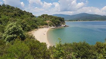 Polacy chętnie wybierają na urlop Półwysep Chalcydycki nad Morzem Egejskim, gdzie najłatwiej znaleźć plaże oznaczone Błękitną Flagą