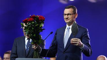 Mateusz Morawiecki 'Człowiekiem Roku' Forum w Krynicy