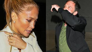 Jennifer Lopez i Ben Affleck na randce