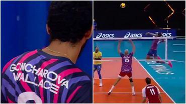 Wyjątkowe koszulki Kurka i Wallace'a podczas finału Ligi Narodów