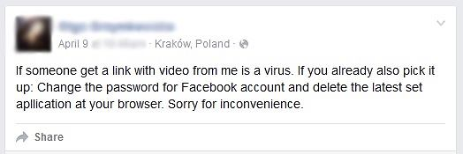 Infekcja wirusem