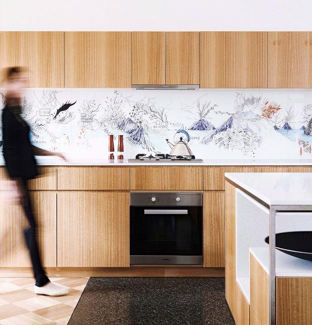 Co Na ścianę W Kuchni Inspirujące Aranżacje