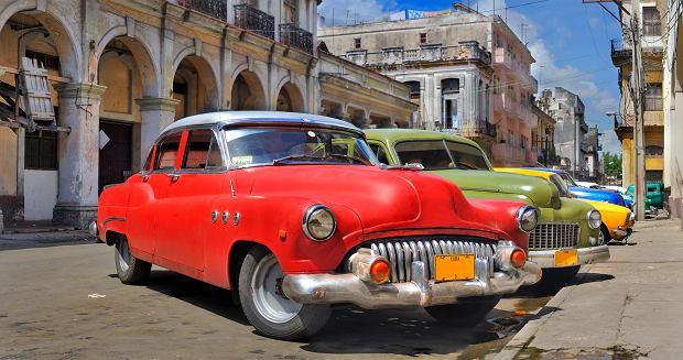 Przejechać się starym samochodem