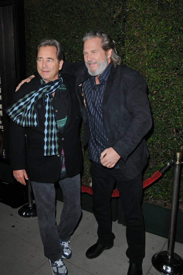 Beau Bridges, Jeff Bridges