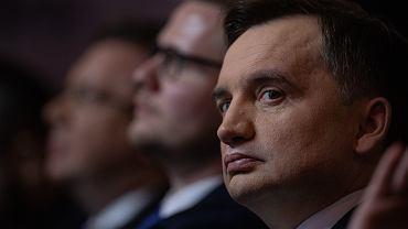 CKonwencja Solidarnej Polski -  Sprawiedliwa Polska ' - w Warszawie
