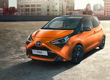 Samochód idealny do miasta. Toyota Aygo już od 425 zł netto miesięcznie w Leasingu SMARTPLAN
