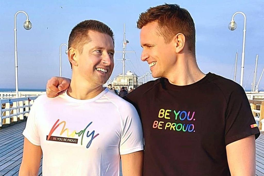 Protest Song Jakuba Kwiecińskiego i Dawida Myceka. Nagrali utwór o społeczności LGBT, 'Inni'
