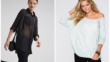 Oversize na jesień - przegląd najmodniejszych ubrań