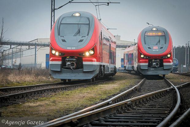 Sukces Pesy. Polskie pociągi po raz pierwszy w Deutsche Bahn. Ale najlepiej wyjdzie na tym... niemiecka kolej?