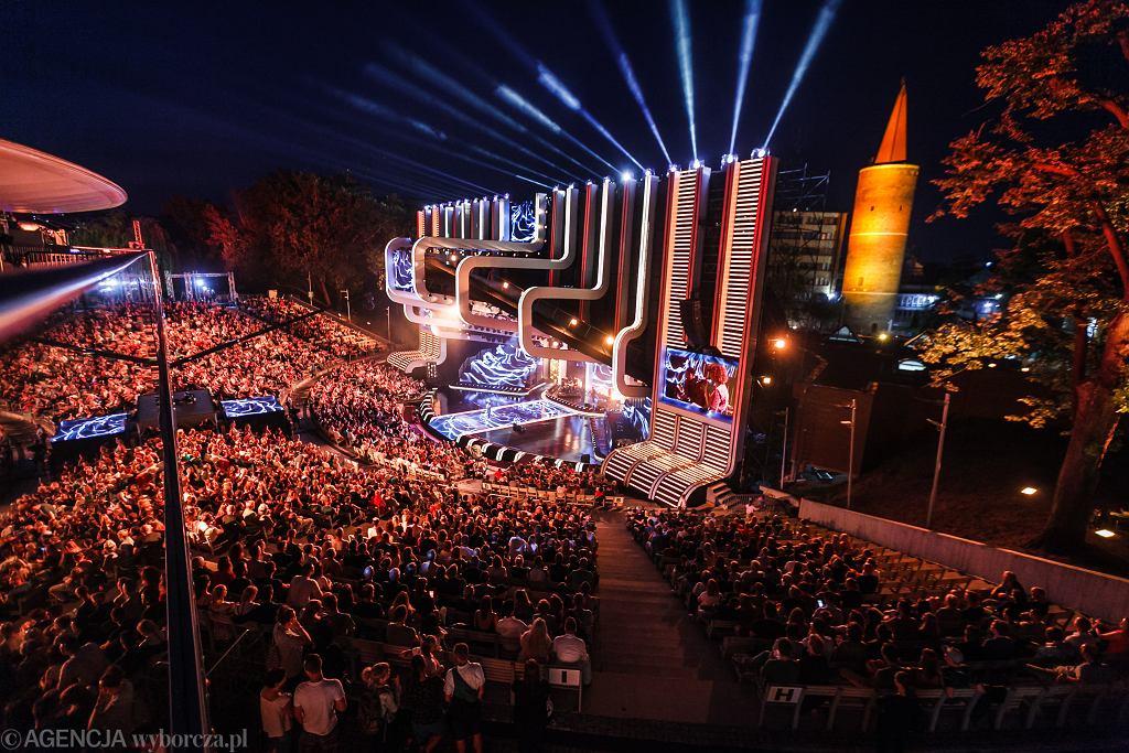 Amfiteatr w Opolu - 2018 rok