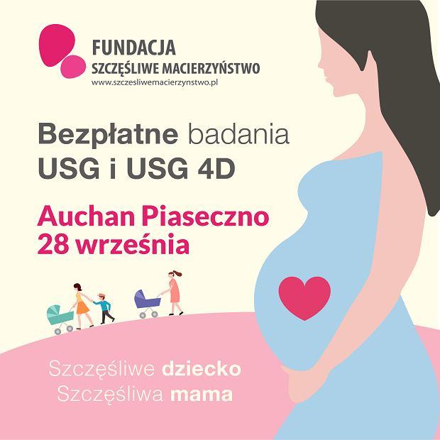 'Szczęśliwe dziecko, szczęśliwa mama' - tym razem spotkanie odbędzie się w Piasecznie