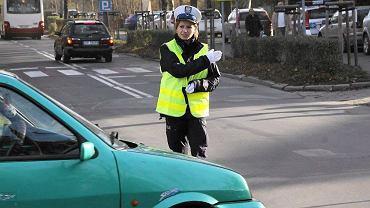 1 listopada na Opolszczyźnie. W wielu miejscach policjanci kierowali ruchem