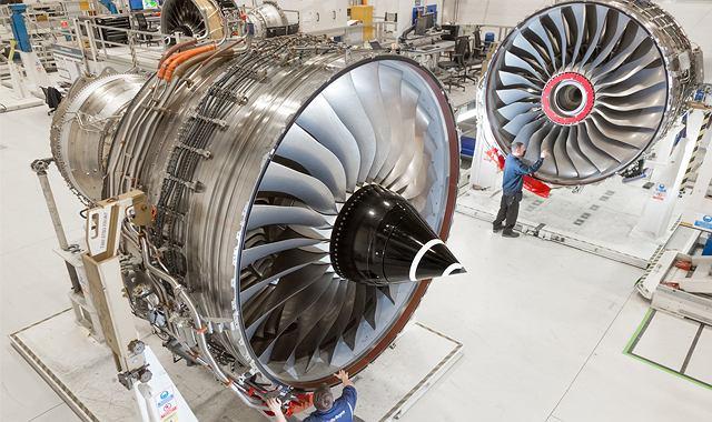Silniki samolotowe Rolls-Royce'a