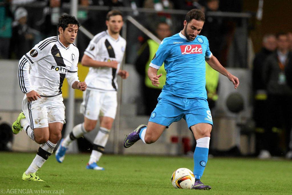 Legia - Napoli 0:2